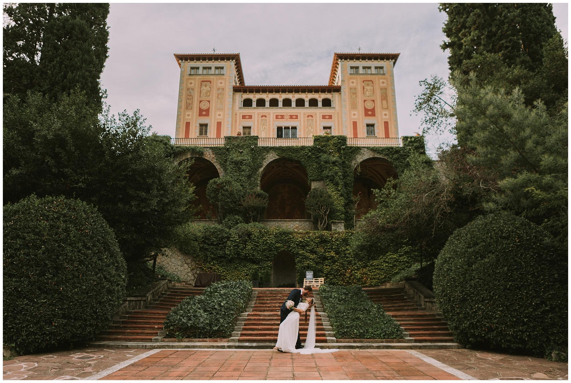 Bell Reco boda Barcelona
